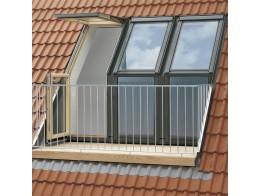 Мансардное окно Velux
