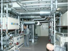 Монтаж и обслуживание вентиляций